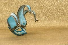 Karnawału maskowy arlekin Ostatki Wakacje tło Zdjęcie Royalty Free