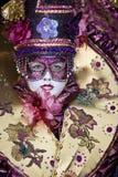 karnawał kostiumowy Venice Obrazy Royalty Free