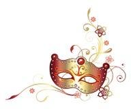 Karnawał, maska Fotografia Stock