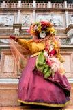 karnawał maskowy Venice Fotografia Stock