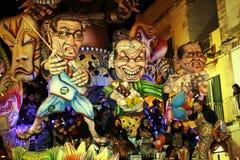 karnawałowa parada Zdjęcia Royalty Free