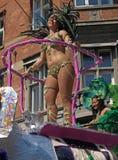 karnawałowa samba Zdjęcia Royalty Free