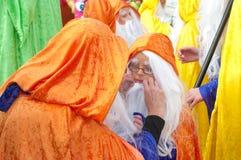 karnawałowe holandie Zdjęcia Royalty Free