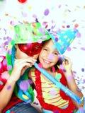 karnawałowi kidds Zdjęcia Royalty Free