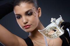 Karnawałowy luksus Fotografia Stock