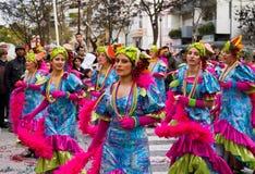 karnawałowy Portugal Fotografia Royalty Free