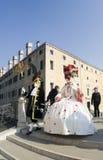 karnawałowy Venice Obrazy Royalty Free