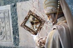 karnawałowy Wenecji Zdjęcie Royalty Free