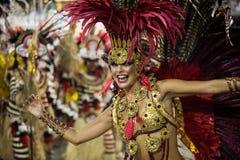 Karnawał 2014 - Rio De Janeiro Obrazy Stock
