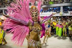 Karnawał 2014 - Rio De Janeiro Obrazy Royalty Free