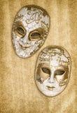 Karnawału maskowy arlekin Ostatki Wenecki maskowy festiwal Zdjęcie Royalty Free