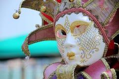 karnawału venetian maskowy Fotografia Stock
