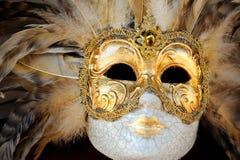 karnawału venetian maskowy Zdjęcia Stock