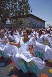 Karnawał w Arica, Chile Zdjęcia Royalty Free