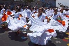 Karnawał w Arica, Chile Obrazy Stock