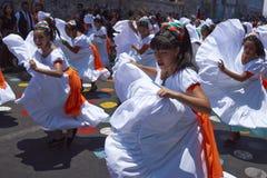 Karnawał w Arica, Chile Obrazy Royalty Free
