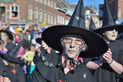 Karnawał w Nivelles, Belgia Zdjęcie Royalty Free