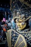 Karnawał w Wenecja, Fotografia Royalty Free