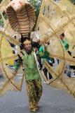 Karneval 2010 London-Notting Hill Stockbilder