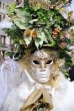 Karneval 2011 von Venedig Stockfotografie