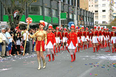 karneval Royaltyfri Bild