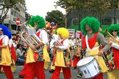 karneval Fotografering för Bildbyråer