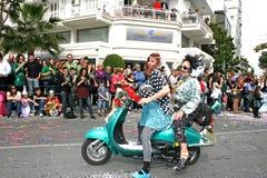 karneval royaltyfri foto