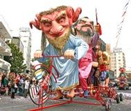 karneval Arkivfoton