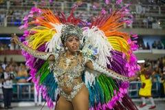 Karneval 2016 Royaltyfri Foto