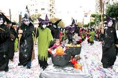 karneval royaltyfria bilder