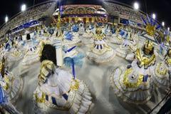 Karneval 2017 Arkivbild