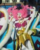 Karneval 2014, Aalst Royaltyfri Foto