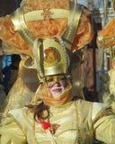 Karneval 2014, Aalst Arkivbild