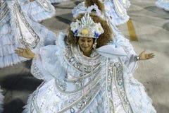 Karneval 2017 - Academicos tun Cubango Stockfoto