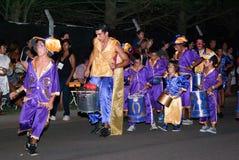 Karneval Argentinien Stockbild