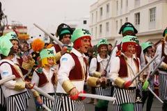 Karneval in Arrecife Lanzarote 2009 Stockfotos