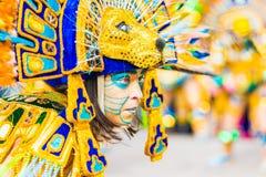 Karneval av Badajoz Arkivfoton
