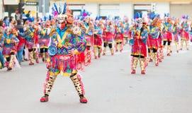 Karneval av Badajoz 2016 Royaltyfri Fotografi