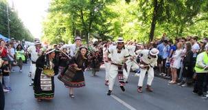 Karneval av kulturerna arkivfoto