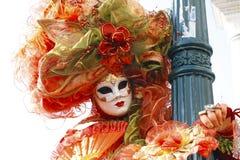 Karneval av venice Arkivfoto