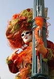 Karneval av venice Royaltyfria Bilder