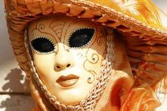 Karneval av venice Royaltyfri Fotografi