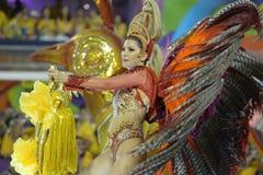 Karneval Brasilien Lizenzfreie Stockfotos
