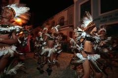 Karneval brazil för festival för Bumba meuboi Arkivbild