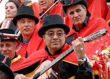 karneval cyprus Royaltyfri Fotografi