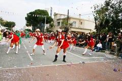 karneval cyprus Royaltyfria Foton