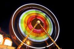 Karneval in der Nacht Lizenzfreie Stockfotografie