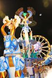Karneval gualeguaychu 2008 Lizenzfreies Stockbild