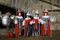 Karneval - Hallia VENEZIA Lizenzfreies Stockfoto