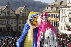 Karneval - Hallia VENEZIA Lizenzfreie Stockfotografie